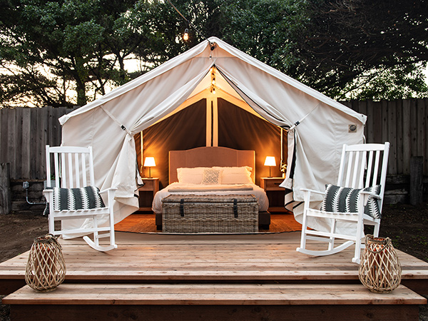 Safari Tent Photo Gallery 1