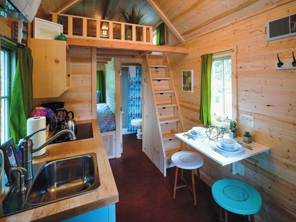 Petite Retreats Unique Tiny Houses Yurts Cottages Cabins Teepees