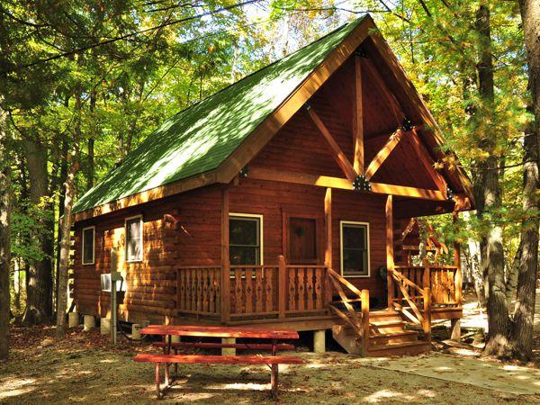 Petite Retreats | Unique tiny houses, yurts, cottages